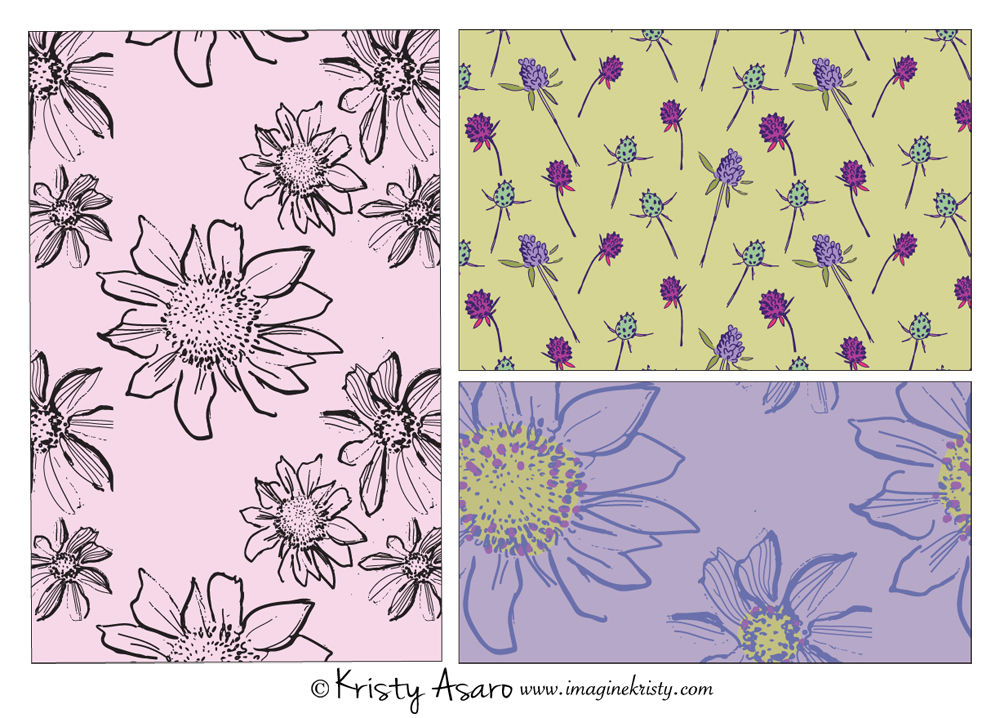 Kristy Asaro | Pattern Design
